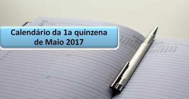 Agenda da 1a quinzena de Maio de 2017 Vestibular1