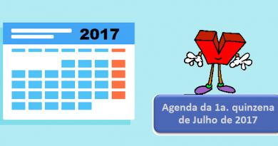 Agenda da 1a quinzena de Julho de 2017 Vestibular1