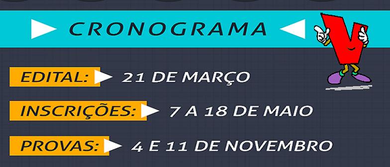 Calendário e Agenda do Enem para 2018 com Vestibular1