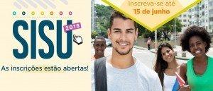 Candidatos ao Sisu do segundo semestre podem fazer inscrições Vestibular1