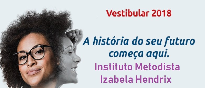Vestibular do Instituto Metodista Izabela Hendrix Vestibular1